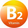 วิตามิน บี2 ช่วยให้ร่างกายได้พลังงานจากคาร์โบไฮเดรต โปรตีน และไขมัน