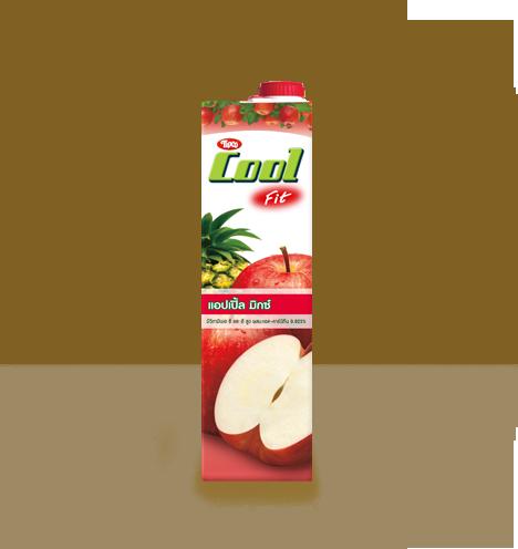 ทิปโก้ คูลฟิต แอปเปิ้ลมิกซ์