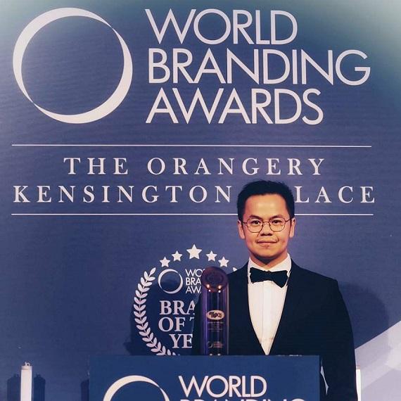 ทิปโก้ คว้ารางวัลแบรนด์ระดับโลก ปีที่ 2 จากการต่อยอดแบรนด์น้ำผลไม้สู่ธุรกิจสุขภาพ