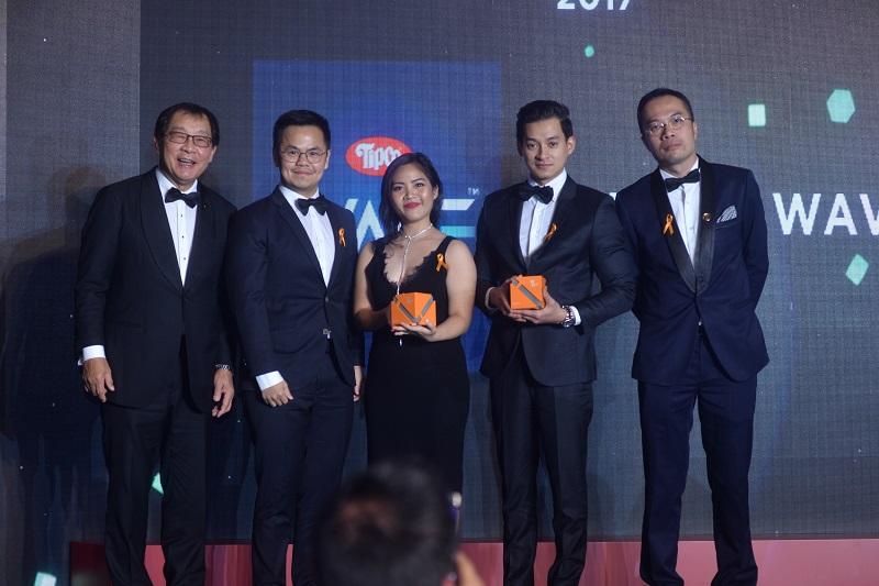 2 ผลิตภัณฑ์ทิปโก้ คว้ารางวัลสุดยอดผลิตภัณฑ์ International Innovation Awards 2017