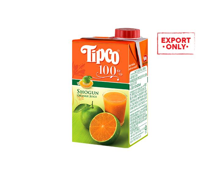 Shogun Orange Juice [Export Only]