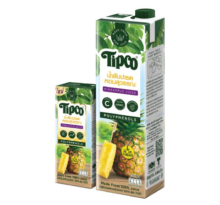 น้ำสับปะรดหอมสุวรรณ 100%